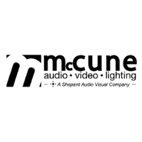 McCUNE Audio-Video-Lighting