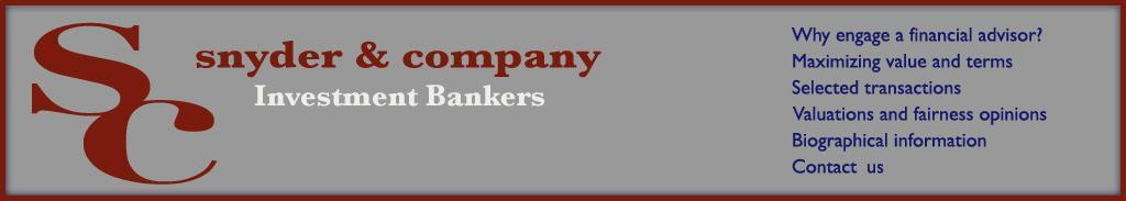 Snyder & Company