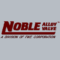 Noble Alloy Valves