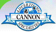Cannon Advertising Specialties