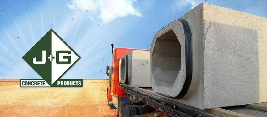 J&G Concrete Products